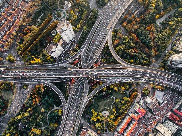 Zmniejszenie liczy samochodów w mieście
